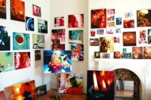 Mishka Borowski Open Studio 2010